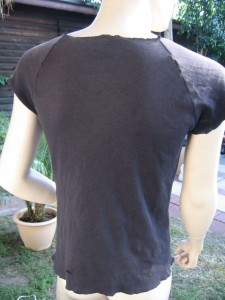 Shirt A back