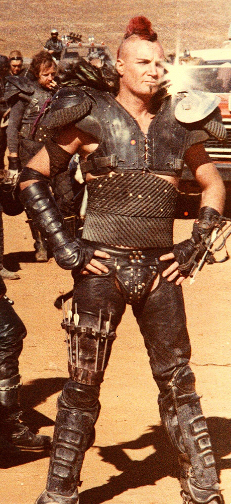 Wez-Vernon-G-Wells-Mad-Max-2 - Mad Max Costumes Vernon Wells Mad Max