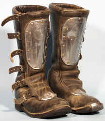 MFP Boots - Mad Max Costumes