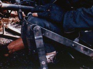promo knee closeup