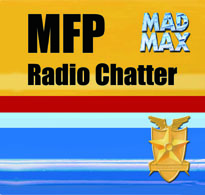MFP Radio Chatter CD