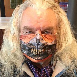 Immortan Joe Mask Covid-19