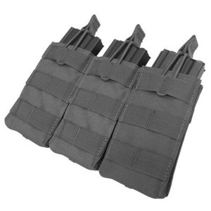 Condor MA27 Triple OpenTop M4 Mag Pouch